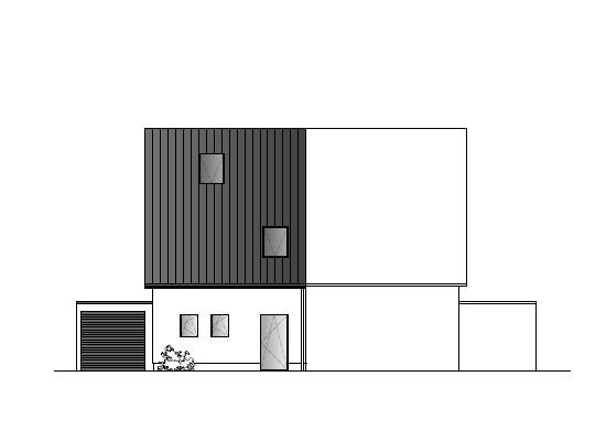 doppelhaush lfte mit splittlevel architektur in krefeld immobilien co projekt krefeld. Black Bedroom Furniture Sets. Home Design Ideas